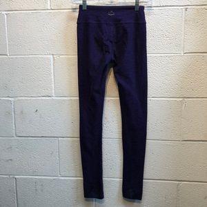 Beyond Yoga Pants - Beyond Yoga purple and black legging, sz s, 61794